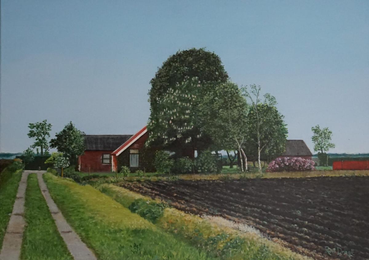 Rauwbloksweg, Bergentheim